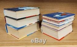 Livres Ensemble Complet De Harry Potter 4 1ère Édition Bloomsbury J K Rowling