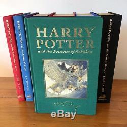 Livres Non Reliés Harry Potter Deluxe Edition Royaume-uni Bloomsbury