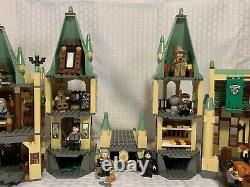 Lot 2 Lego Harry Potter Poudlard Châteaux Ensembles 4842 & 4867 100% Garantie Complète