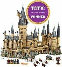Marque New Castle Harry Potter Poudlard (71043) Lego Ensemble Complet Compatible