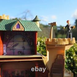 Mini Pocket Polly Harry Potter Hogwarts Schloss 100% Complet Sound Warner Bros