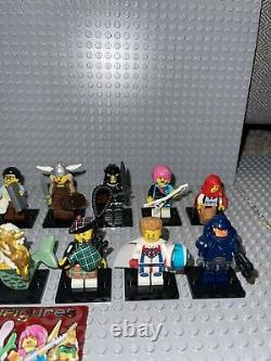 Minifigures Lego Série 7 (complete Set) Rare
