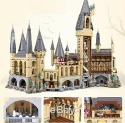New Castle Harry Potter Poudlard (71043) Complete Set Compatible (usa)