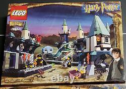 Nib Wow! Nouveau! Lego 4730 Harry Potter Chambre Des Secrets Ensemble De Jouets Complet