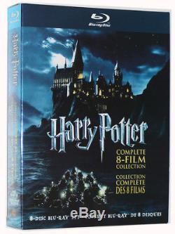 Nouveau Blu-ray Collection Complète De Huit Films Harry Potter (unavailable Jall 2nd)