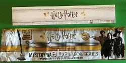 Nouveau Complet 9 Wand Set-special Edition Professor Series Harry Potter Mystery