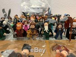 Nouveau Complete Harry Potter Collection Monde Ensorcelant Minifigure 100 Chiffres Rare