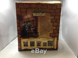 Nouveau! Ensemble Complet! Ancien! Harry Potter Mattel Classique Scènes Collection 2001