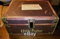 Nouveau Harry Potter Relié Complete Set Box Dans Le Coffre Volume 1-7 Livre Livres