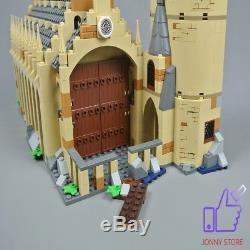 Nouveau Kit De Construction Complet Lego Harry Potter Poudlard Grande Salle 75954