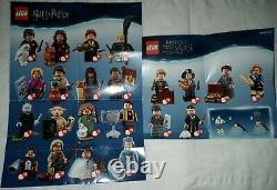 Nouveau Lego Harry Potter & Fantastic Beasts Minifigures Series 1 Complete Set