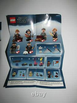 Nouveau Lego Harry Potter Minifigures Series 1 Ensemble Presque Complet De 21 De 22 (71022)