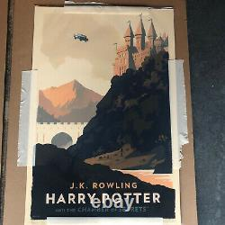 Olly Moss Limited Edition Harry Potter Prints Ensemble Complet De 7