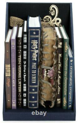 Page Harry Potter Pour Projeter L'édition Complète Du Voyage De Cinéma Collector's Edition