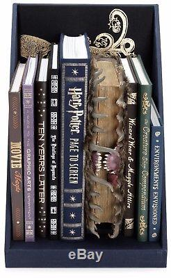 Page Harry Potter Sur L'écran De L'édition Complète Collector Journey Film Making