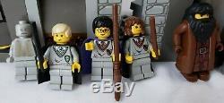 Pierre 4709 Château De Poudlard De Lego Harry Potter Sorcier Avec Minifigs Complet