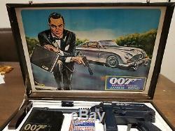 Porte-documents James Bond Tada Attache Japon 1965 Thunderball Complete Rare Vintage
