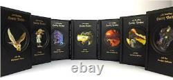 Potter Harry Complete Set D'éditions De Bloomsbury Bloomsbury