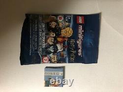 Potter Lego Harry Série 2 Minifigures Ensemble Complet