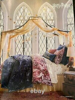 Pottery Barn Teen Harry Potter Ensemble De Literie Ensemble Duvet Quilt Shams Rug Décor
