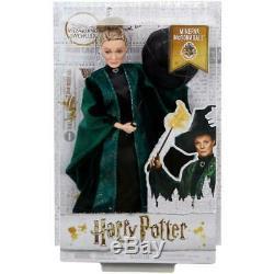 Poupées Articulées Harry Potter Mattel Ensemble Complet De 6 Sorciers Du Monde 2018