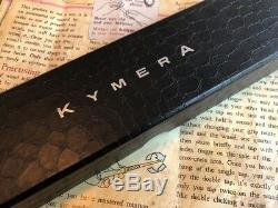 Rare 2009 Kymera L'assistant Magique Télécommande Baguette Compagnie Ensemble Complet En Boîte