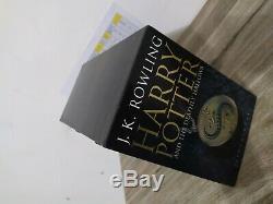 Rare Complete Harry Potter Adult Uk Édition Coffret 1-7 1ère Édition De Collection