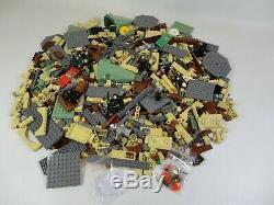 Rare Lego Harry Potter Set 4842 Château De Poudlard 4ème Edition Complète Minifigures