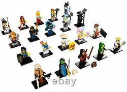 Sealed Lego Ninjago Movie 71019 Ensemble Complet De 20 Figurines Nouvelles Non Ouvertes