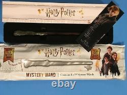 Série 1 Harry Potter Mystery Wands Complete 9 Wand Set (nib)
