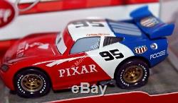 Série D'artistes Pixar Cars Foose Lightning Mcqueen Fillmore Mater Ensemble Complet