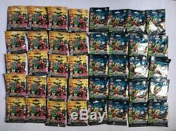 Série Lego Batman 2 Film & 1 Set Complet De 40 Minifigures 71020 71017 Etanche