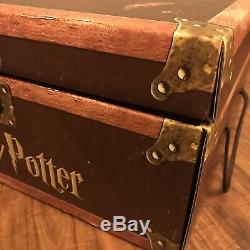 Set 7 Harry Potter Books Couverture Rigide Boxed Box Box Lot Nouvelle Série Complète