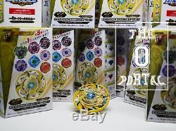 Takara Tomy Beyblade Burst B87 Set Complet Pour Random Booster 7 Theportal0