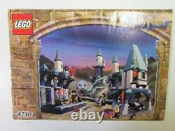 Terminé 4730 Lego Harry Potter Le Chambre Des Secrets Hogwarts Set Minifigure