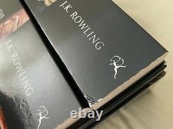 The Complete Harry Potter Collection Boxed Set Uk Adult Edition (livre De Poche)