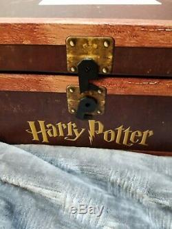 Très Bel Harry Potter Hardcover Livres Achever Coffret Cadeau Idéal Pour Noël