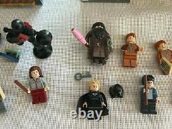 Très Très Agréable Lego Harry Potter 10217 Diagon Alley Complet Sans Boîte Retraité